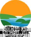 SETONAIKAI NATIONAL PARK, since 1934, Logo