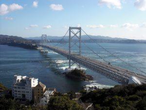 大鳴門橋の写真
